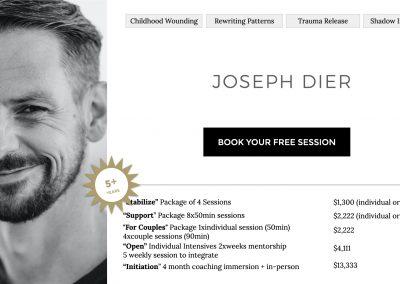 JOSEPH DIER