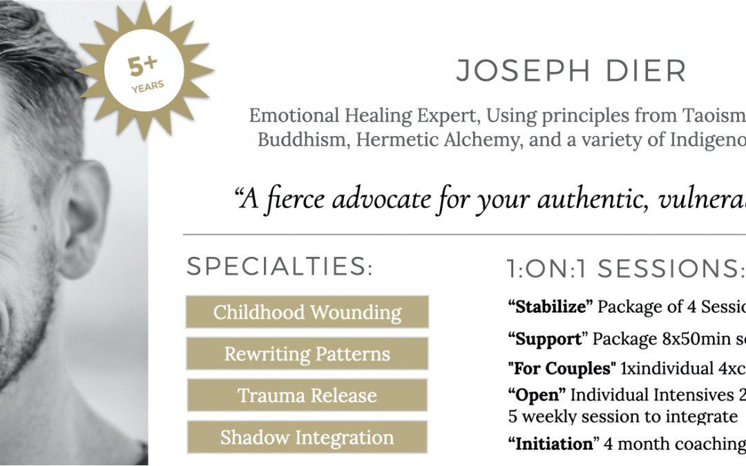 Eden Verified Expert – Joseph Dier