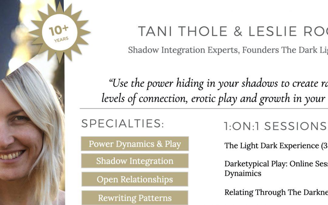 Eden Verified Expert – Leslie Rogers & Tani Thole