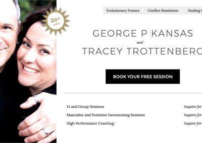 GEORGE P. KANSAS & TRACEY TROTTENBERG-KANSAS