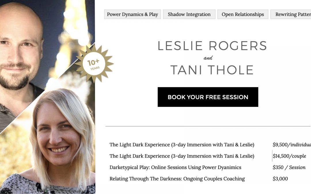 Tani Thole & Leslie Rogers