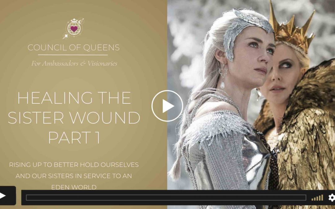 QUEENS RECORDING: Queens Healing the Sister Wound Part 1